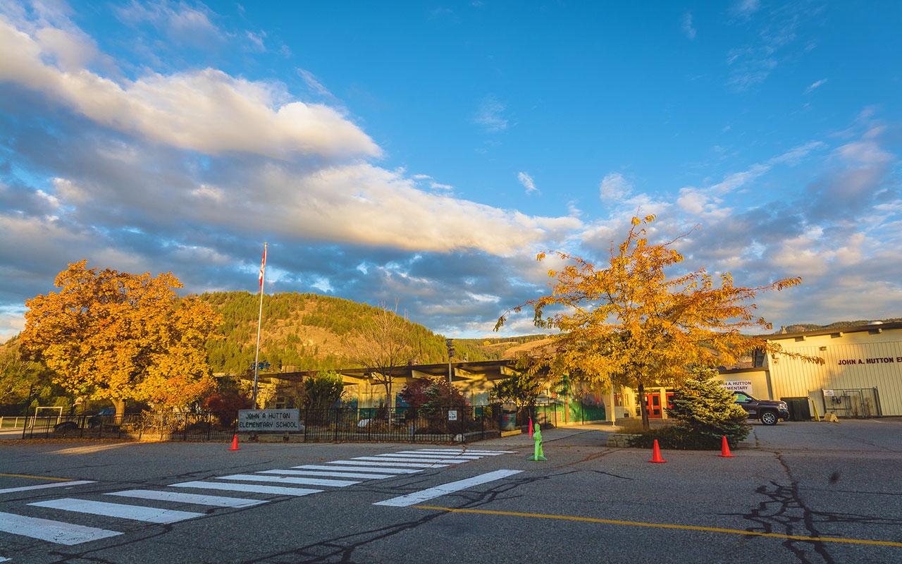 JA Hutton Elementary School