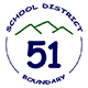 School District 51 - Boundary